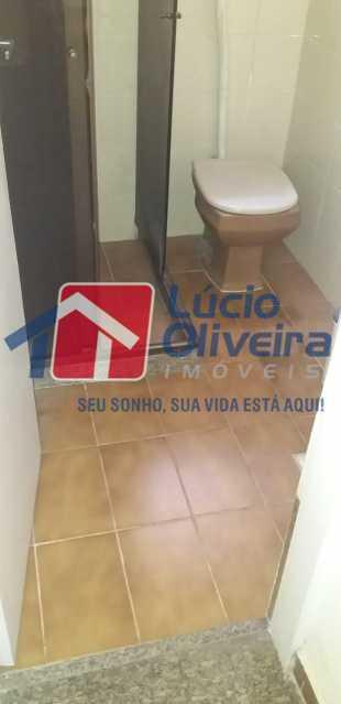 9 Banheiro suíte. - Apartamento à venda Rua Belisário Pena,Penha, Rio de Janeiro - R$ 300.000 - VPAP21301 - 9