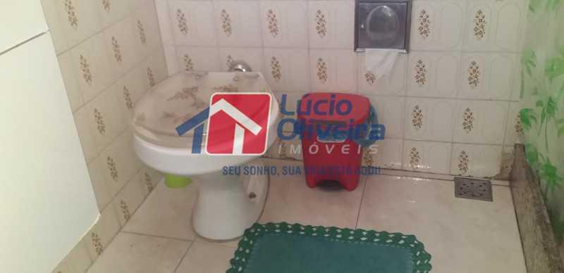 12 Banheiro social. - Apartamento à venda Rua Belisário Pena,Penha, Rio de Janeiro - R$ 300.000 - VPAP21301 - 12