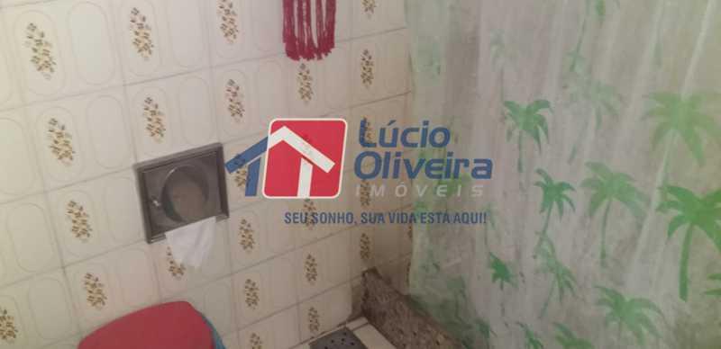 14 Banheiro social. - Apartamento à venda Rua Belisário Pena,Penha, Rio de Janeiro - R$ 300.000 - VPAP21301 - 14