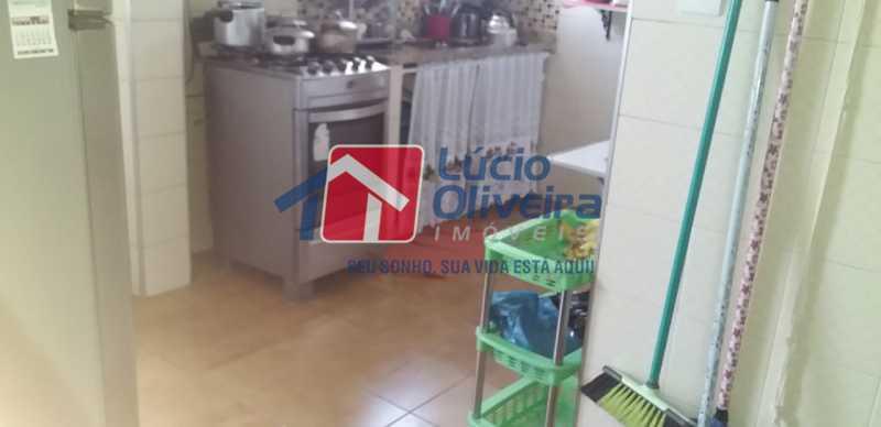17 Cozinha. - Apartamento à venda Rua Belisário Pena,Penha, Rio de Janeiro - R$ 300.000 - VPAP21301 - 17