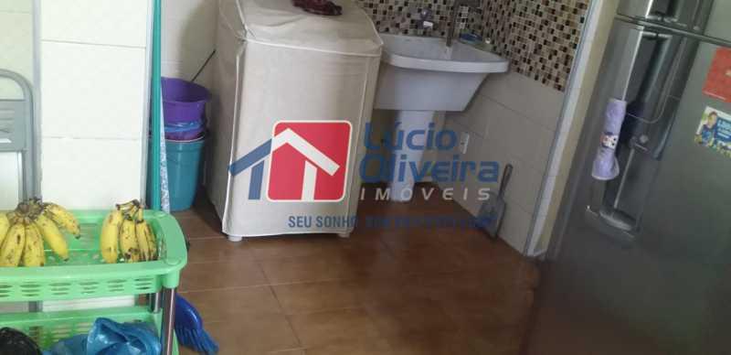 18 área se serviço. - Apartamento à venda Rua Belisário Pena,Penha, Rio de Janeiro - R$ 300.000 - VPAP21301 - 18