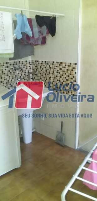 19 Área de serviço. - Apartamento à venda Rua Belisário Pena,Penha, Rio de Janeiro - R$ 300.000 - VPAP21301 - 19