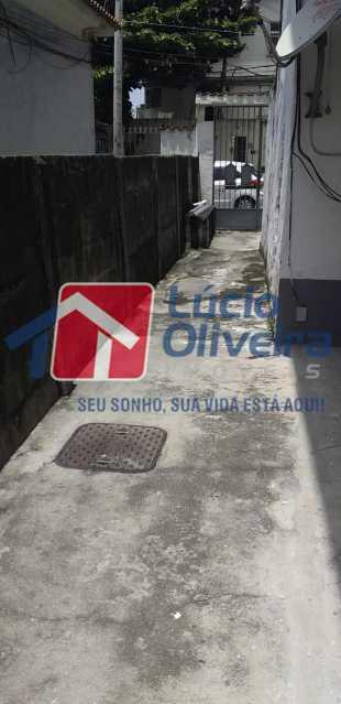 23 Saída serviçal. - Apartamento à venda Rua Belisário Pena,Penha, Rio de Janeiro - R$ 300.000 - VPAP21301 - 23