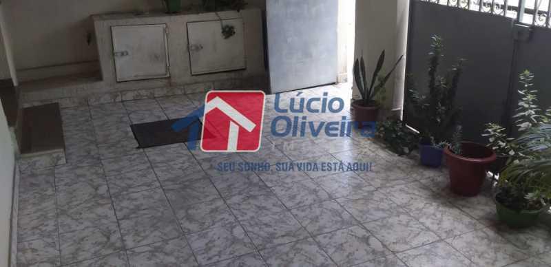 24 Entrada da casa. - Apartamento à venda Rua Belisário Pena,Penha, Rio de Janeiro - R$ 300.000 - VPAP21301 - 24