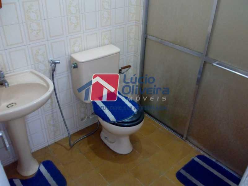17 - Casa à venda Rua Irapua,Penha Circular, Rio de Janeiro - R$ 420.000 - VPCA30183 - 19