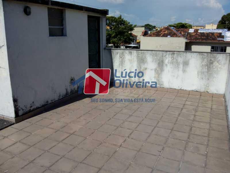 27 - Casa à venda Rua Irapua,Penha Circular, Rio de Janeiro - R$ 420.000 - VPCA30183 - 29