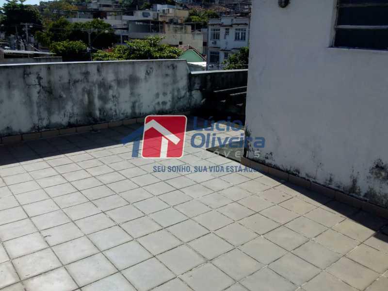 28 - Casa à venda Rua Irapua,Penha Circular, Rio de Janeiro - R$ 420.000 - VPCA30183 - 30