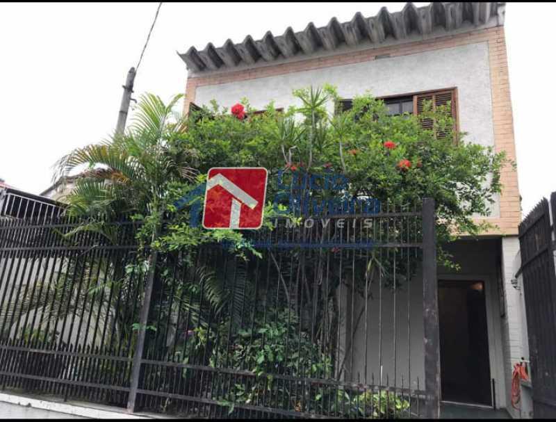 fachada. - Casa à venda Rua Irapua,Penha Circular, Rio de Janeiro - R$ 420.000 - VPCA30183 - 1