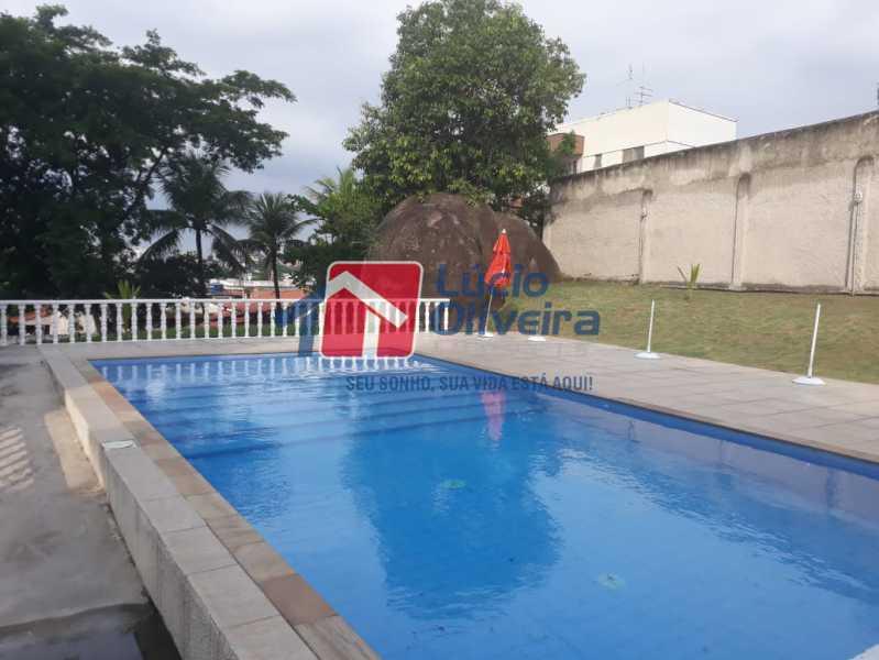 19 piscina. - Apartamento à venda Rua Eugênio Gudin,Irajá, Rio de Janeiro - R$ 380.000 - VPAP21303 - 20