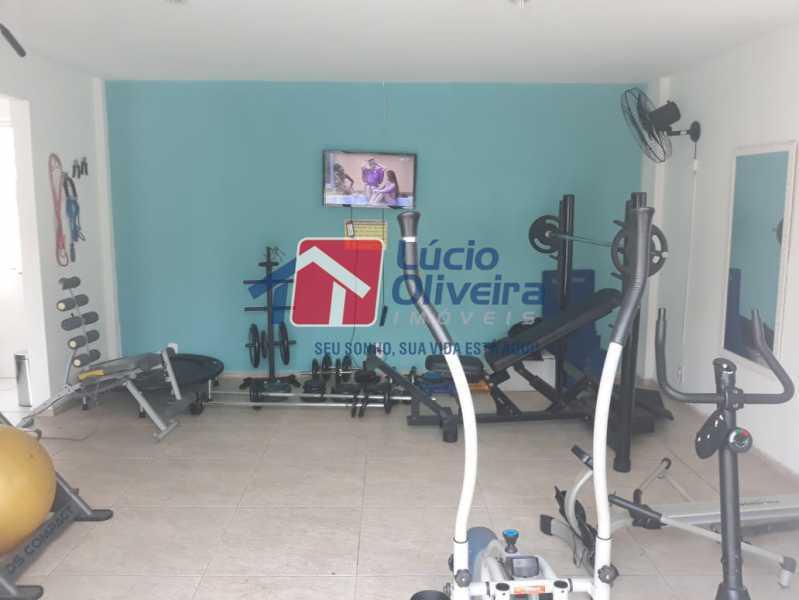 20 Academia. - Apartamento à venda Rua Eugênio Gudin,Irajá, Rio de Janeiro - R$ 380.000 - VPAP21303 - 21