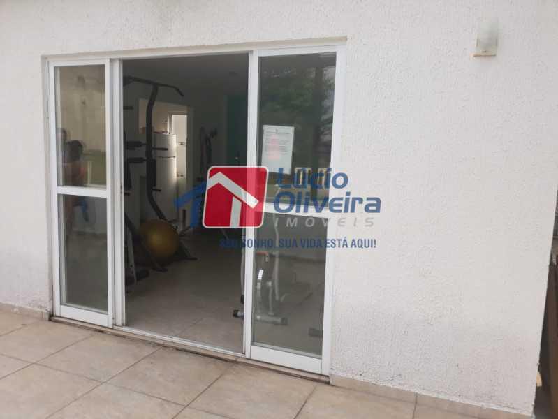 21 Academia. - Apartamento à venda Rua Eugênio Gudin,Irajá, Rio de Janeiro - R$ 380.000 - VPAP21303 - 22