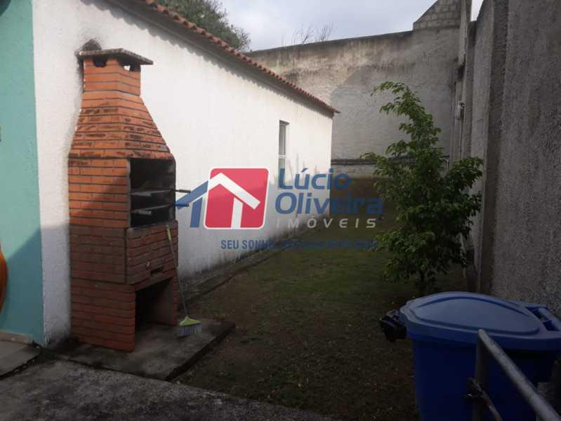 23 churrasqueira. - Apartamento à venda Rua Eugênio Gudin,Irajá, Rio de Janeiro - R$ 380.000 - VPAP21303 - 24