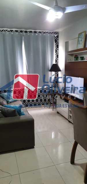 1 sala - Apartamento Olaria, Rio de Janeiro, RJ À Venda, 2 Quartos, 53m² - VPAP21305 - 1