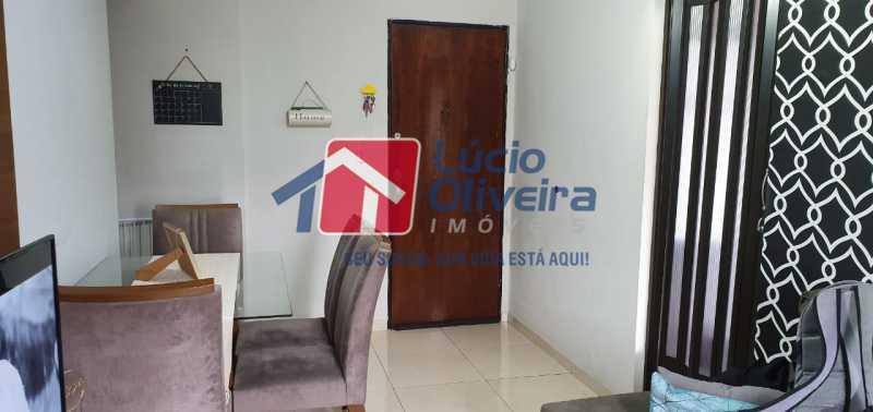 2 sala - Apartamento Olaria, Rio de Janeiro, RJ À Venda, 2 Quartos, 53m² - VPAP21305 - 3
