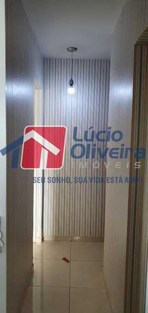 7 circulaçao - Apartamento Olaria, Rio de Janeiro, RJ À Venda, 2 Quartos, 53m² - VPAP21305 - 8