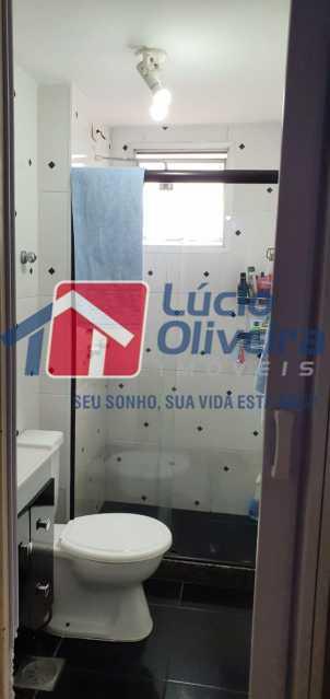 11 banh - Apartamento Olaria, Rio de Janeiro, RJ À Venda, 2 Quartos, 53m² - VPAP21305 - 12