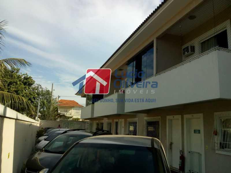 1 fachada - Casa à venda Rua Pires de Carvalho,Maria da Graça, Rio de Janeiro - R$ 400.000 - VPCA20256 - 1