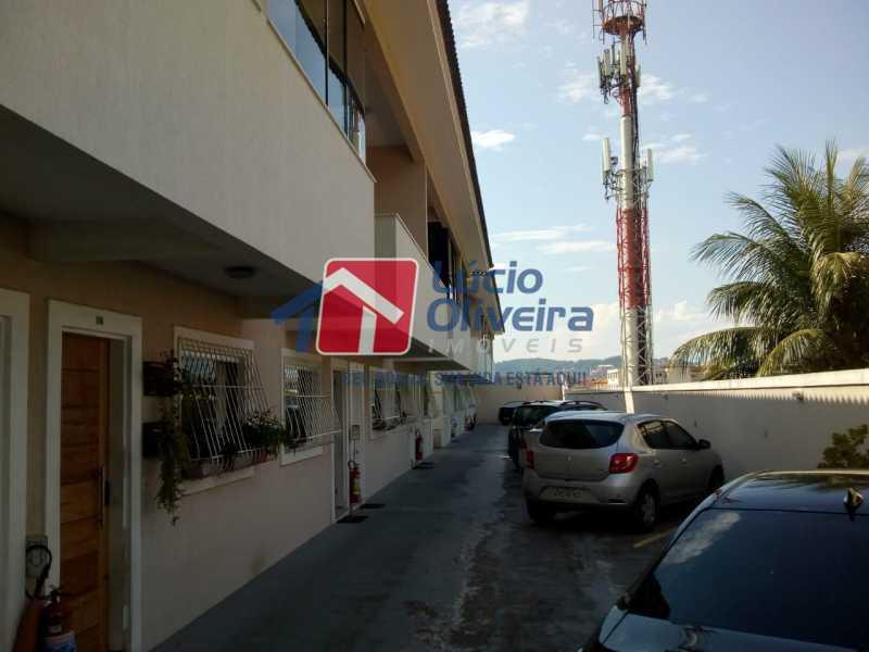 2 fachada - Casa à venda Rua Pires de Carvalho,Maria da Graça, Rio de Janeiro - R$ 400.000 - VPCA20256 - 3