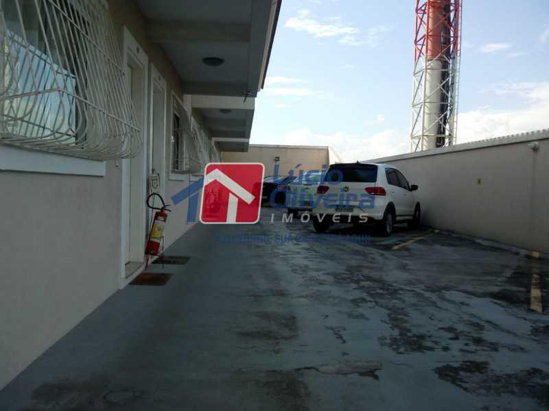 3 garagem - Casa à venda Rua Pires de Carvalho,Maria da Graça, Rio de Janeiro - R$ 400.000 - VPCA20256 - 4