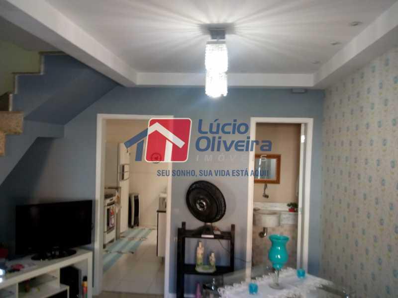 6 sala - Casa à venda Rua Pires de Carvalho,Maria da Graça, Rio de Janeiro - R$ 400.000 - VPCA20256 - 9