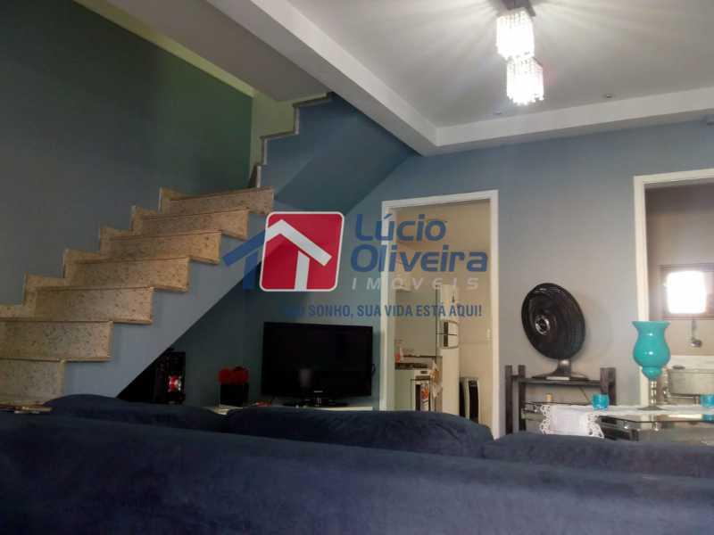 7 sala - Casa à venda Rua Pires de Carvalho,Maria da Graça, Rio de Janeiro - R$ 400.000 - VPCA20256 - 10