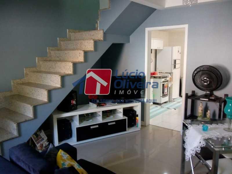 8 sala - Casa à venda Rua Pires de Carvalho,Maria da Graça, Rio de Janeiro - R$ 400.000 - VPCA20256 - 11