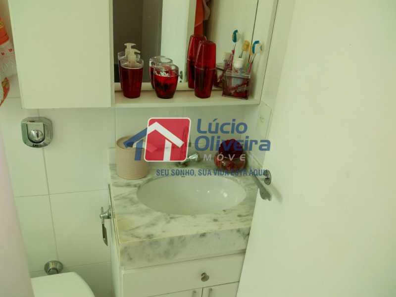 15 banh - Casa à venda Rua Pires de Carvalho,Maria da Graça, Rio de Janeiro - R$ 400.000 - VPCA20256 - 17
