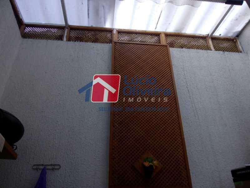 19 area - Casa à venda Rua Pires de Carvalho,Maria da Graça, Rio de Janeiro - R$ 400.000 - VPCA20256 - 20