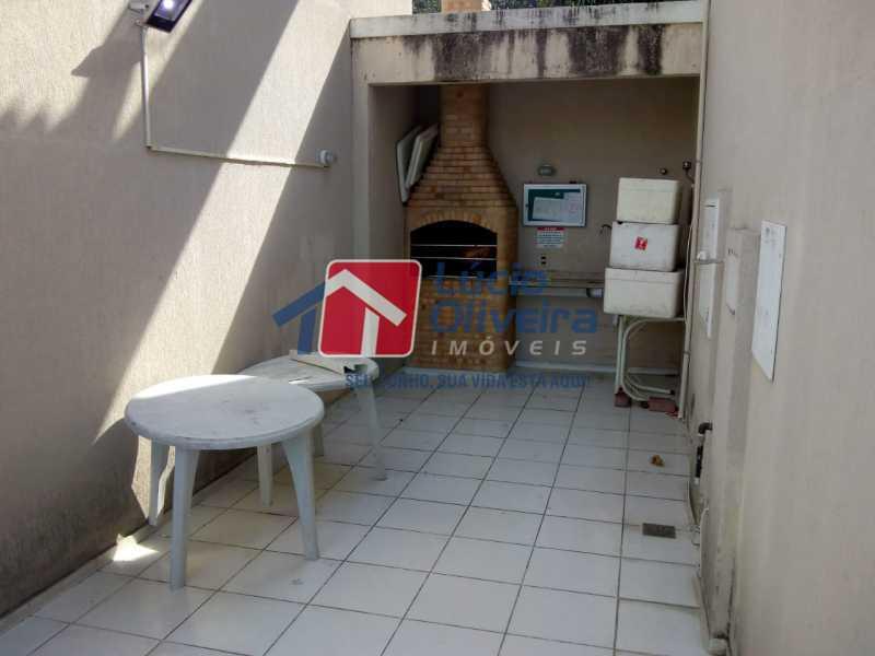 20 xurras - Casa à venda Rua Pires de Carvalho,Maria da Graça, Rio de Janeiro - R$ 400.000 - VPCA20256 - 21