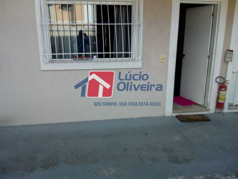 21 fachada - Casa à venda Rua Pires de Carvalho,Maria da Graça, Rio de Janeiro - R$ 400.000 - VPCA20256 - 22