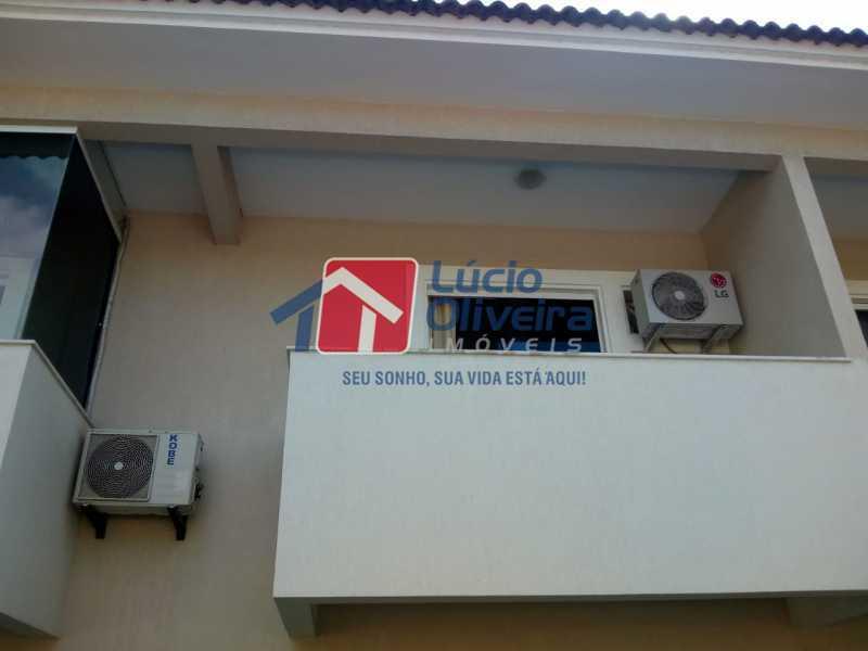 22 varanda - Casa à venda Rua Pires de Carvalho,Maria da Graça, Rio de Janeiro - R$ 400.000 - VPCA20256 - 23
