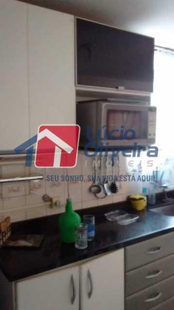 08- Cozinha - Apartamento à venda Rua Irutim,Penha Circular, Rio de Janeiro - R$ 260.000 - VPAP21306 - 9