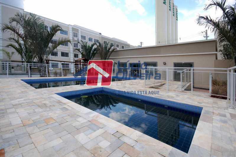 05 - Apartamento Rua Cordovil,Parada de Lucas, Rio de Janeiro, RJ Para Alugar, 2 Quartos, 48m² - VPAP21308 - 6
