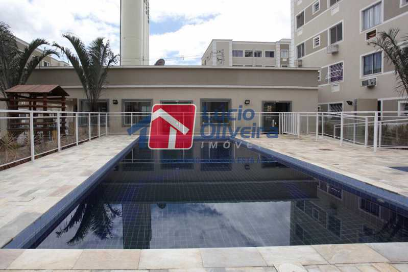 04 - Apartamento Rua Cordovil,Parada de Lucas, Rio de Janeiro, RJ Para Alugar, 2 Quartos, 48m² - VPAP21308 - 5