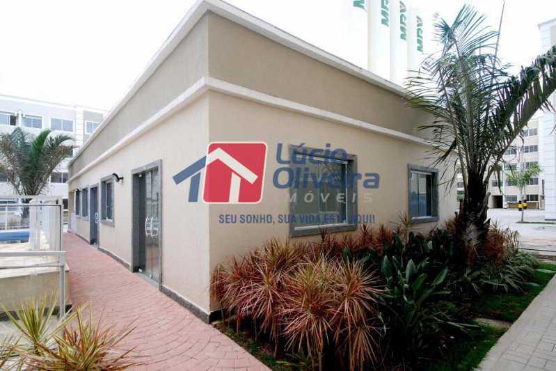 12 - Apartamento Rua Cordovil,Parada de Lucas, Rio de Janeiro, RJ Para Alugar, 2 Quartos, 48m² - VPAP21308 - 13