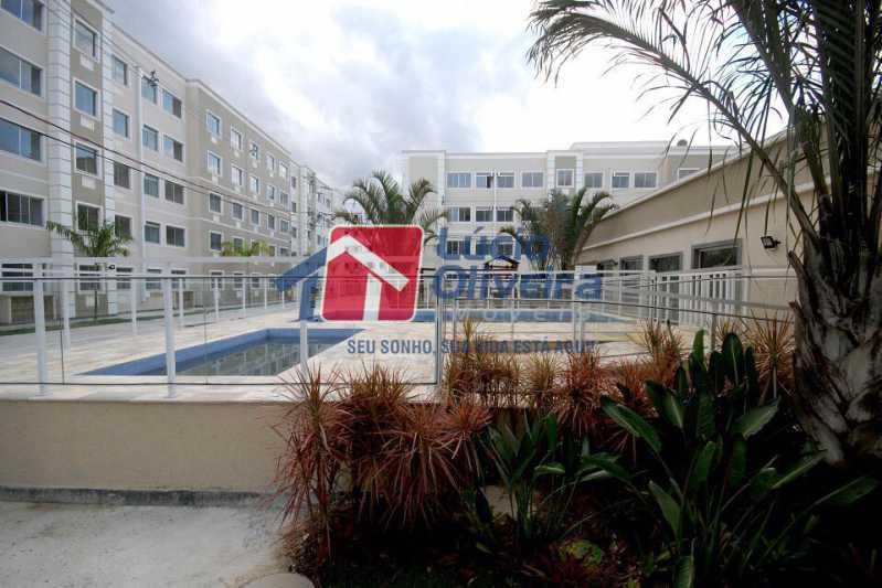 08 - Apartamento Rua Cordovil,Parada de Lucas, Rio de Janeiro, RJ Para Alugar, 2 Quartos, 48m² - VPAP21308 - 9