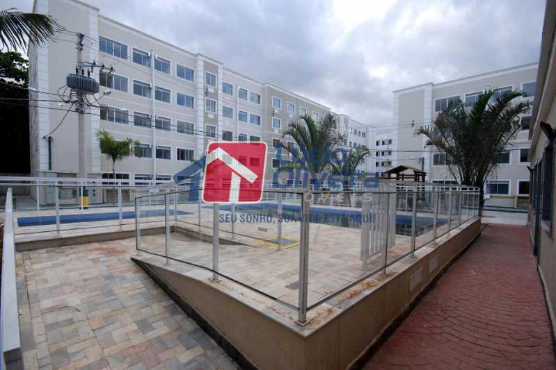 13 - Apartamento Rua Cordovil,Parada de Lucas, Rio de Janeiro, RJ Para Alugar, 2 Quartos, 48m² - VPAP21308 - 14