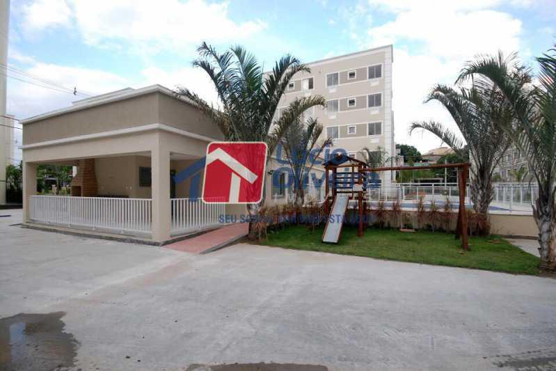 10 - Apartamento Rua Cordovil,Parada de Lucas, Rio de Janeiro, RJ Para Alugar, 2 Quartos, 48m² - VPAP21308 - 11