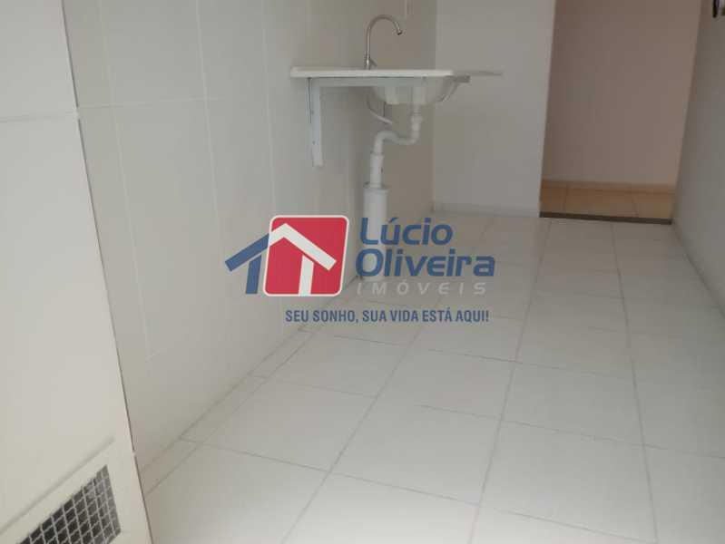 16 - Apartamento Rua Cordovil,Parada de Lucas, Rio de Janeiro, RJ Para Alugar, 2 Quartos, 48m² - VPAP21308 - 17