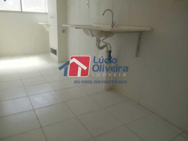 17 - Apartamento Rua Cordovil,Parada de Lucas, Rio de Janeiro, RJ Para Alugar, 2 Quartos, 48m² - VPAP21308 - 18