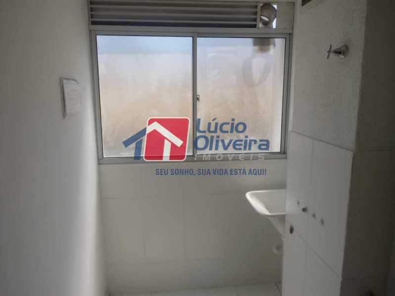 19 - Apartamento Rua Cordovil,Parada de Lucas, Rio de Janeiro, RJ Para Alugar, 2 Quartos, 48m² - VPAP21308 - 20