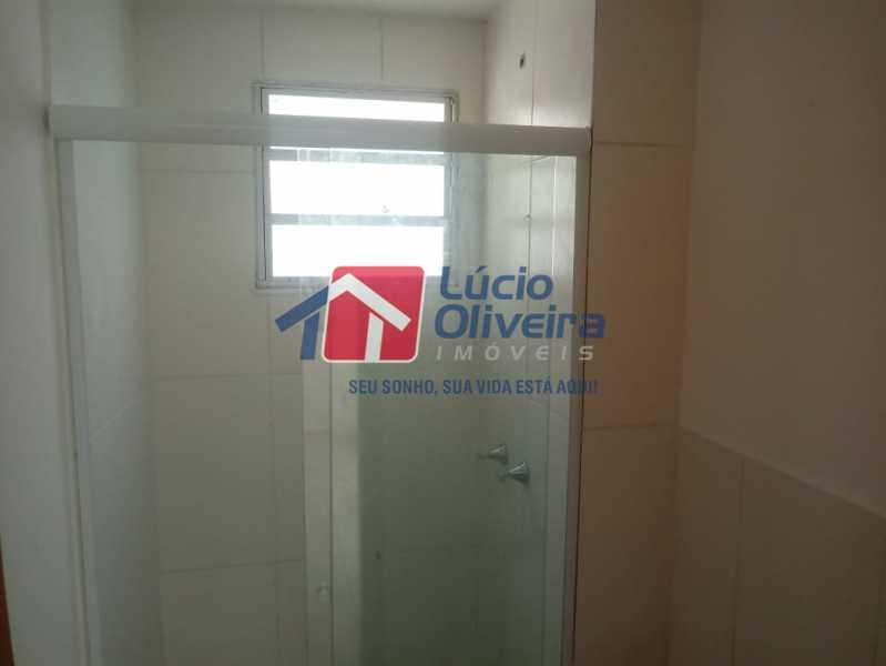 20 - Apartamento Rua Cordovil,Parada de Lucas, Rio de Janeiro, RJ Para Alugar, 2 Quartos, 48m² - VPAP21308 - 21
