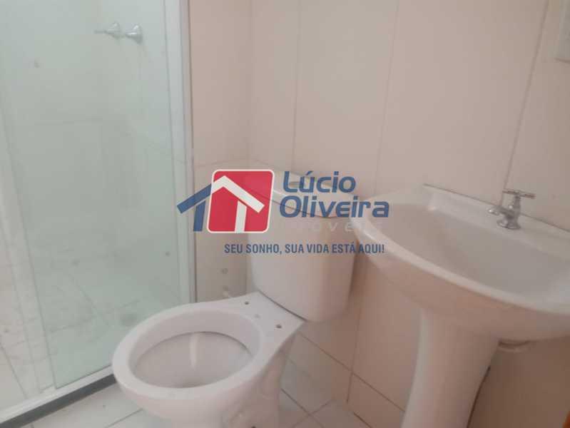 21 - Apartamento Rua Cordovil,Parada de Lucas, Rio de Janeiro, RJ Para Alugar, 2 Quartos, 48m² - VPAP21308 - 22