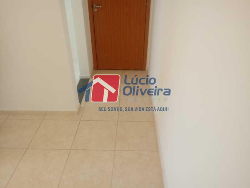 28 - Apartamento Rua Cordovil,Parada de Lucas, Rio de Janeiro, RJ Para Alugar, 2 Quartos, 48m² - VPAP21308 - 29