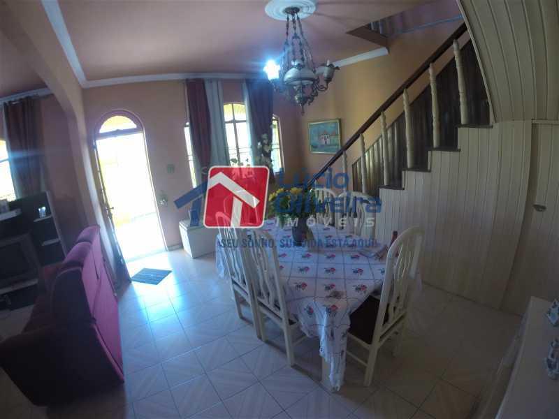 06 - Sala - Casa à venda Rua Alice Tibiriçá,Vila da Penha, Rio de Janeiro - R$ 1.500.000 - VPCA40058 - 4