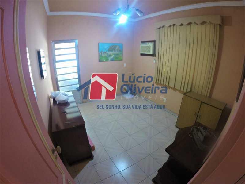 10 -Quarto Solteiro 1oar - Casa à venda Rua Alice Tibiriçá,Vila da Penha, Rio de Janeiro - R$ 1.500.000 - VPCA40058 - 7