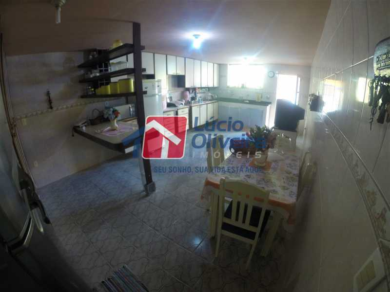 11 - Cozinha - Casa à venda Rua Alice Tibiriçá,Vila da Penha, Rio de Janeiro - R$ 1.500.000 - VPCA40058 - 8