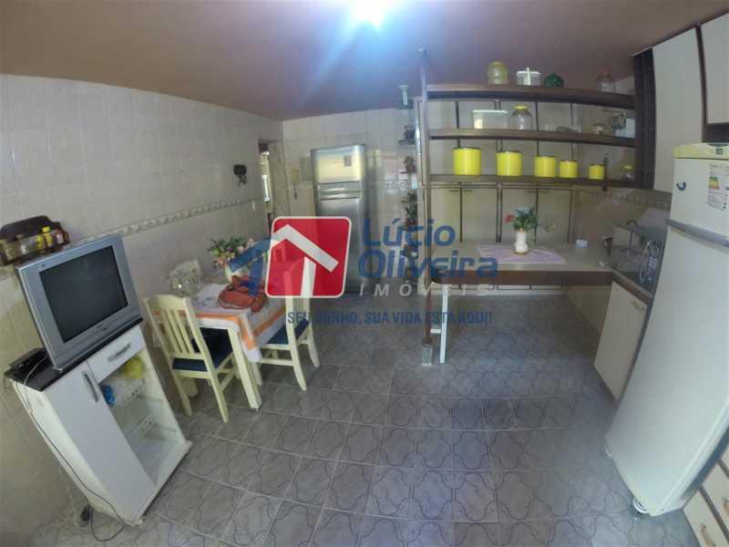 12 - Cozinha - Casa à venda Rua Alice Tibiriçá,Vila da Penha, Rio de Janeiro - R$ 1.500.000 - VPCA40058 - 9