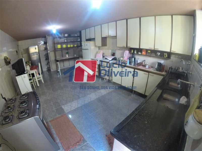 13 - Cozinha - Casa à venda Rua Alice Tibiriçá,Vila da Penha, Rio de Janeiro - R$ 1.500.000 - VPCA40058 - 10