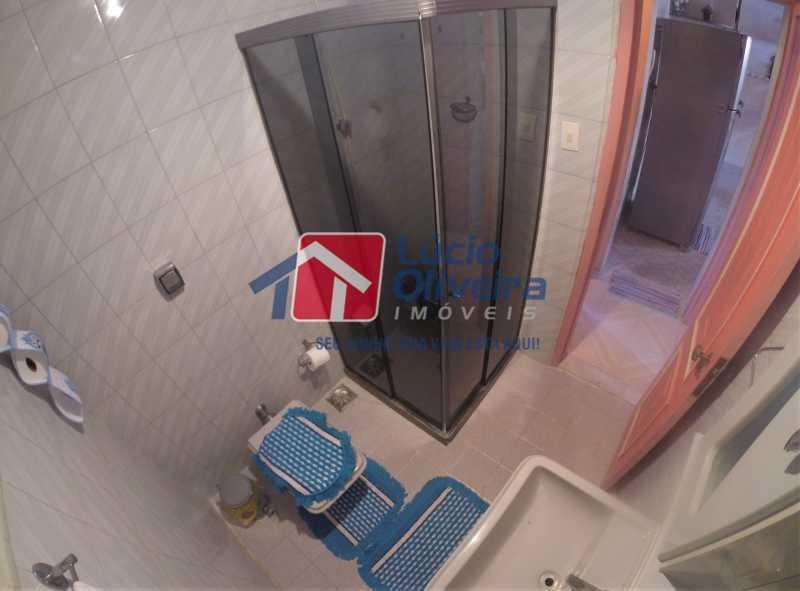16 - Banheiro Social - Casa à venda Rua Alice Tibiriçá,Vila da Penha, Rio de Janeiro - R$ 1.500.000 - VPCA40058 - 12